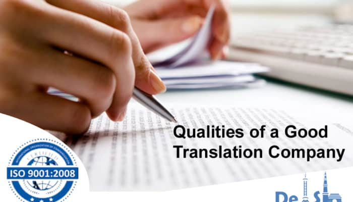 Translation Services Agency in Delhi