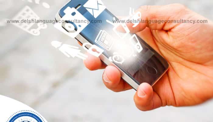 Mobile App Translation Company in Delhi
