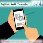 English to Arabic Translation at delsh business consultancy