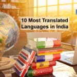 Ten Most Translated Languages in India