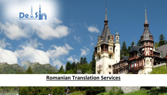 Romanian Translation Services