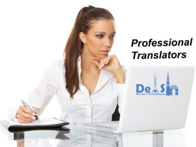 Professional Translators at Delsh